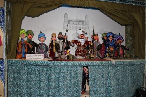 Les marionnettes de Boukhara