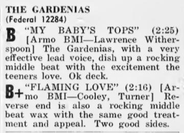 The Gardenias (1)