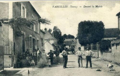Bussy-en-Othe (89) Famille Gillet