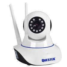 camera quan sát không dây, camera ip không dây,Camera Không Dây Questek QTX-907CL, camera wifi, camera quan sát không dây questek