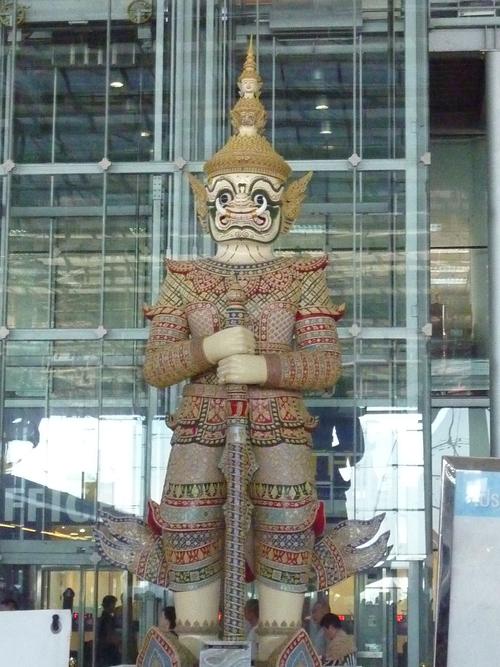 Retour de Thaïlande