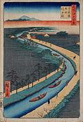 Du côté de Katsushika