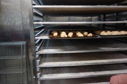 Visite chez le boulanger