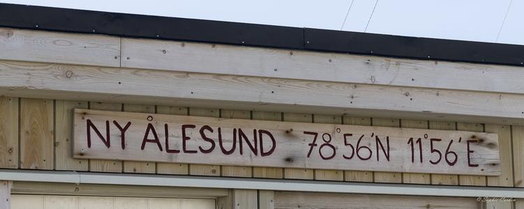 Ny  Ålesund