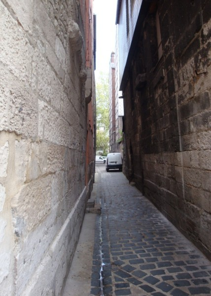 rue de la Foulerie