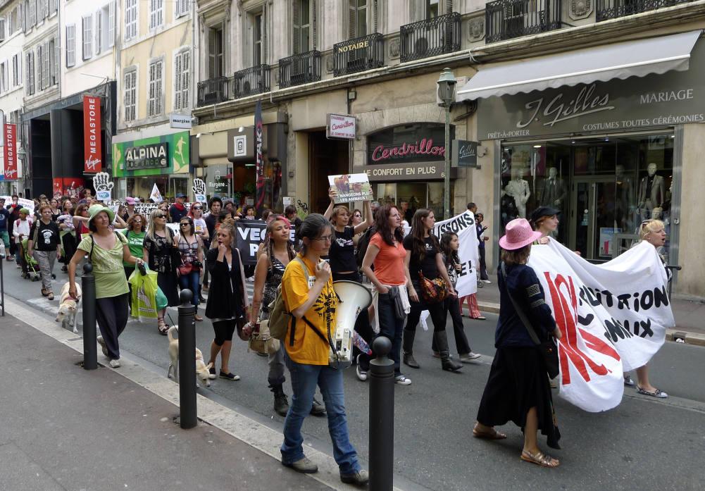 Veggie Pride Marseille 2012