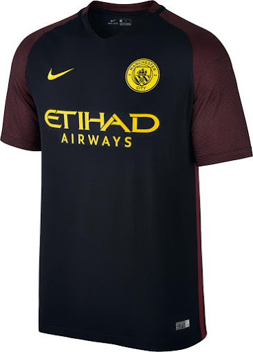 tenue de foot Manchester City 2017