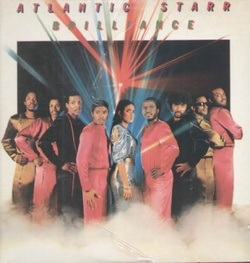 Atlantic Starr - Brilliance - Complete LP