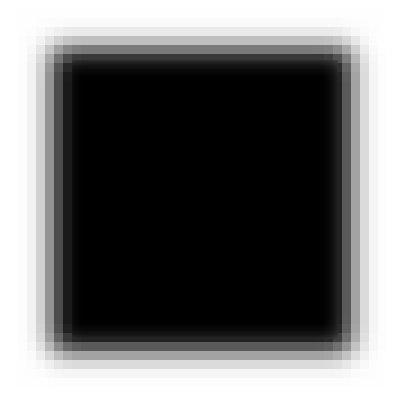 Carrés Formes noires série 2