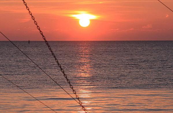 coucher de soleil à la Grande-Côte 7