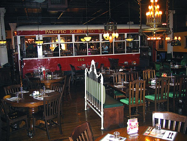 Los Angeles resto Tramway