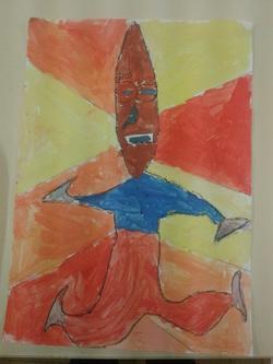 Art ethnique et statuette africaine