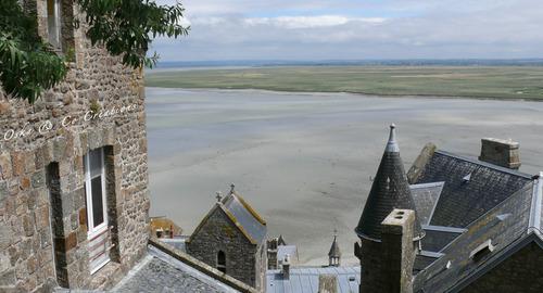 Balade estivale au Mont St Michel