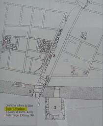 Thasos  Porte du Silène