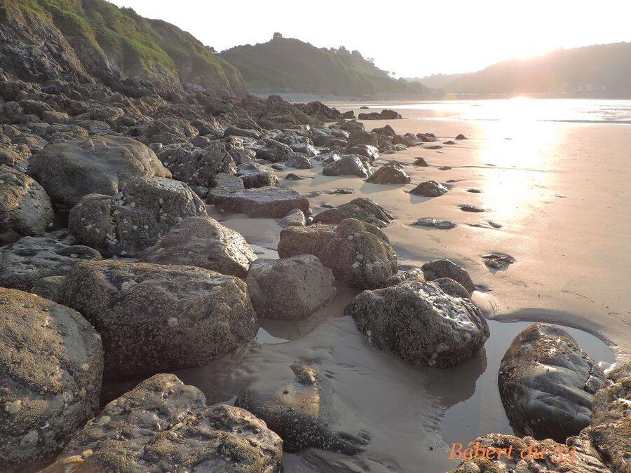 Plouha (22) la plage (-2)