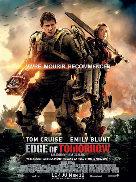 Edge of tomorrow 2014 1