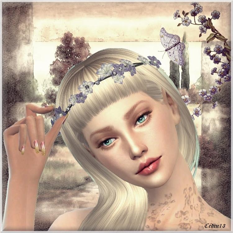 TS4 Sim: Claudia