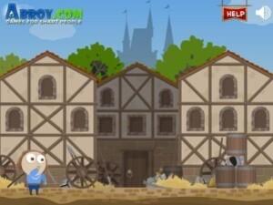 Gilberd the knight - Saving the princess