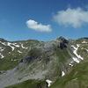 De la Pène de Houer (2098 m), panorama du pic de Canaourouye au pic d'Astu