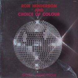 Ron Henderson & Choice Of Colour - Soul Junction - Complete LP
