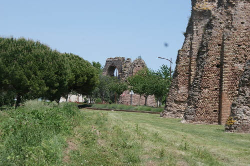 N°187- des ruines