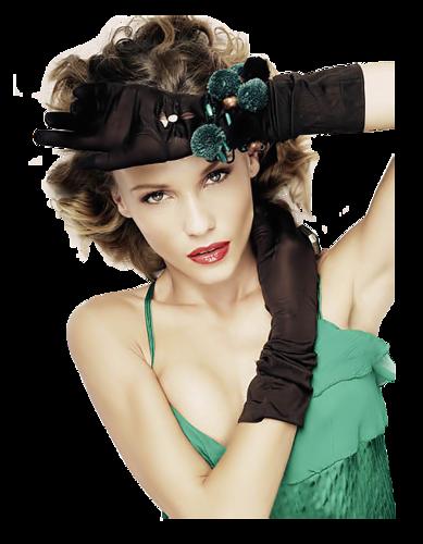 Femmes en Vert Série 14