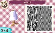 [ QR code ] Keiichi Maebara