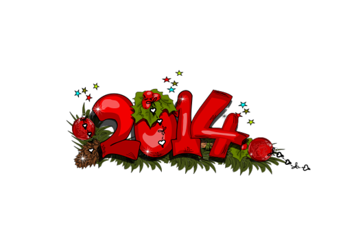 CHIFFRES NOEL 2014