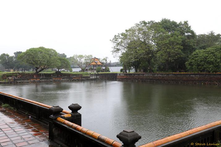 Cité impériale : la Cité pourpre interdite, lac de la bibliothèque royale