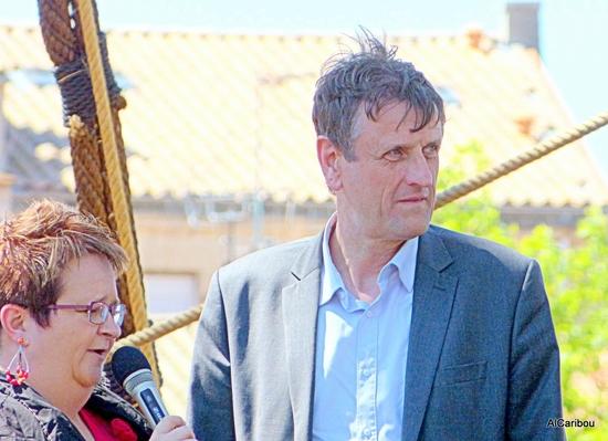 Maryse Vital, Jean-François Macaire