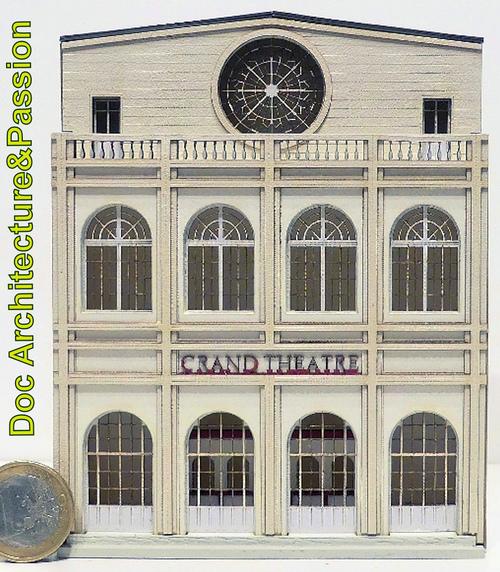Architecture&Passion - Un théâtre