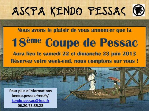 18ème Coupe de Pessac Kendo