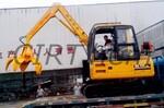 JIANGSU KONO:  les compactes de manutention.