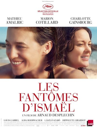 avec CinéFilAix semaine du 27 décembre :  ICE MOTHER continue, LES FANTOMES D'ISMAEL revient
