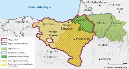 L'histoire du peuple basque