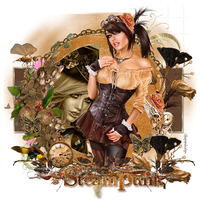 *** Steampunk ***