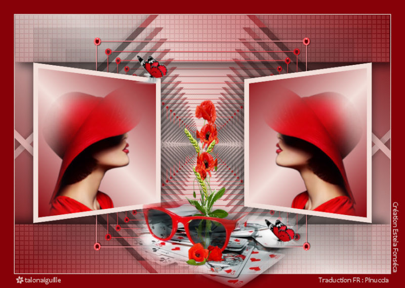 *** Life Red ***