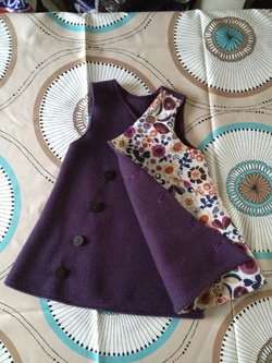 Robe portefeuille 2ans