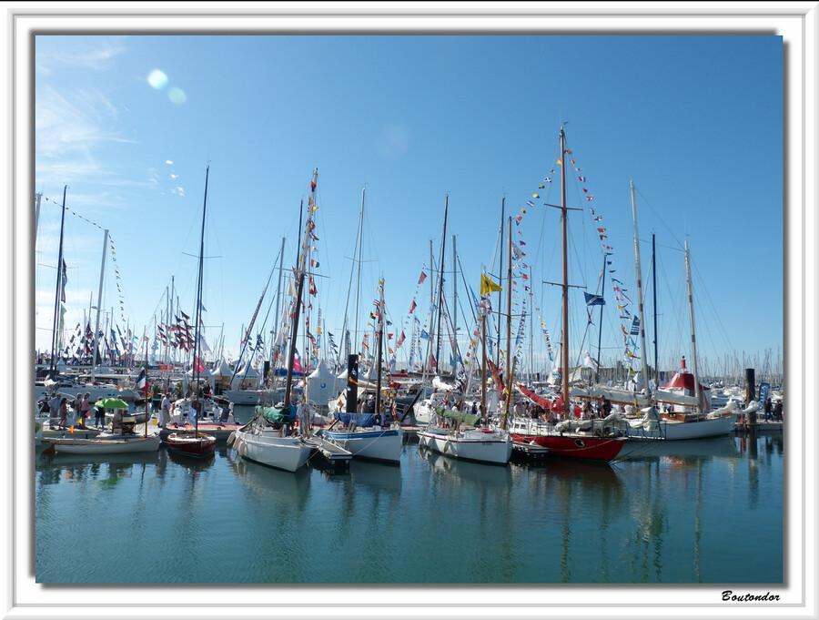 Le grand Pavois La Rochelle