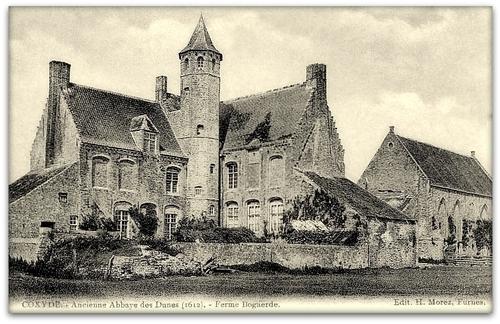 Coxyde, l'Abbaye des Dunes et son musée