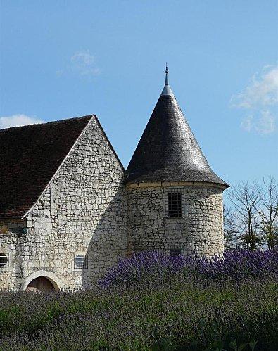 2 - Chateau du Rivau -Communs fortifies - 21-07-08-copie-1