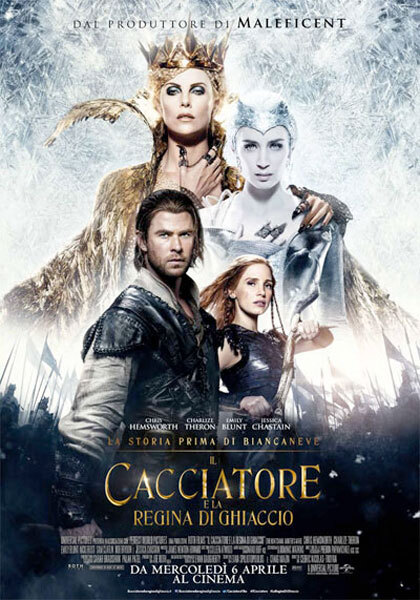 BOX OFFICE ITALIE DU 4 AVRIL 2016 AU 10 AVRIL 2016