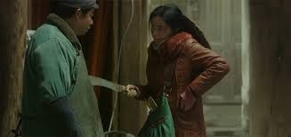 I am not Madame Bauvary - Feng Xiaogang (2017)