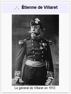 Portrait de Joseph Michel ANIZAN, Directeur des PTT d'Angers en 1912
