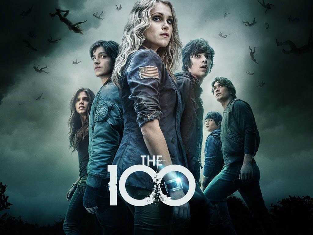 Les 100 ~ saison 1 (série US)
