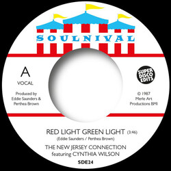 The New Jersey Connection Feat. Cynthia Wilson - Red Light Green Light