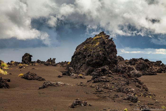 Kamchatka: Paysages martiens de la péninsule par Anton Petrus