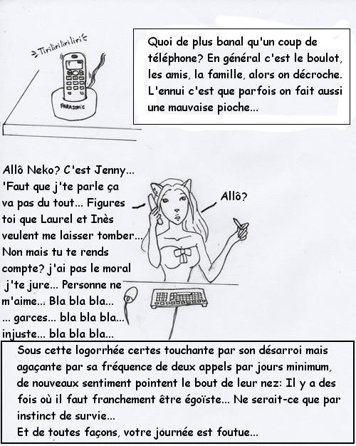 Phone terrorist