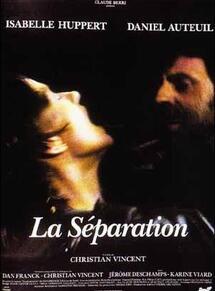 LA SEPARATION BOX OFFICE FRANCE 1994