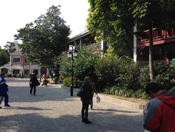 Découverte du Duolun Lu et Luxun park